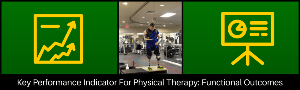 Key Performance Indicator for PT Functional Outcomes