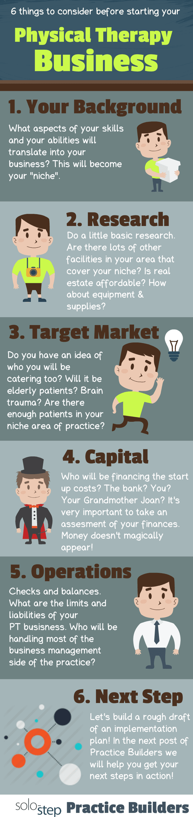 Building your Physical Therapy Business