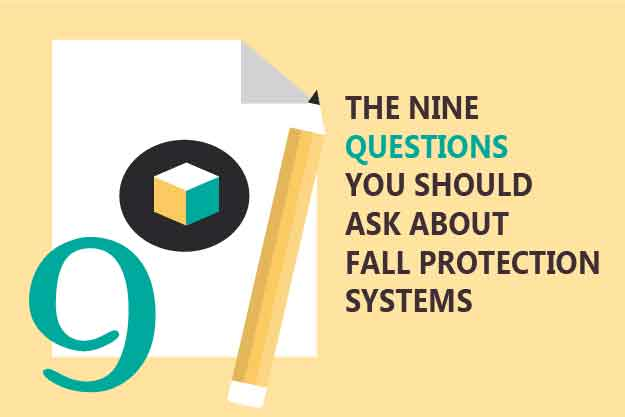 9 questions to ask about fall protection